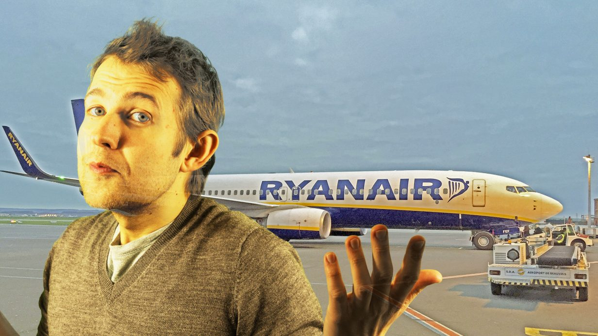 Voyage à Budapest avec Ryanair